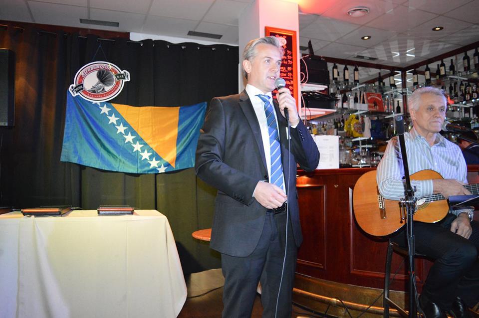 Proslava Dana državnosti u Stockholmu