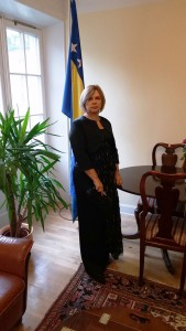 Ambasadorica Vesna Cuzic